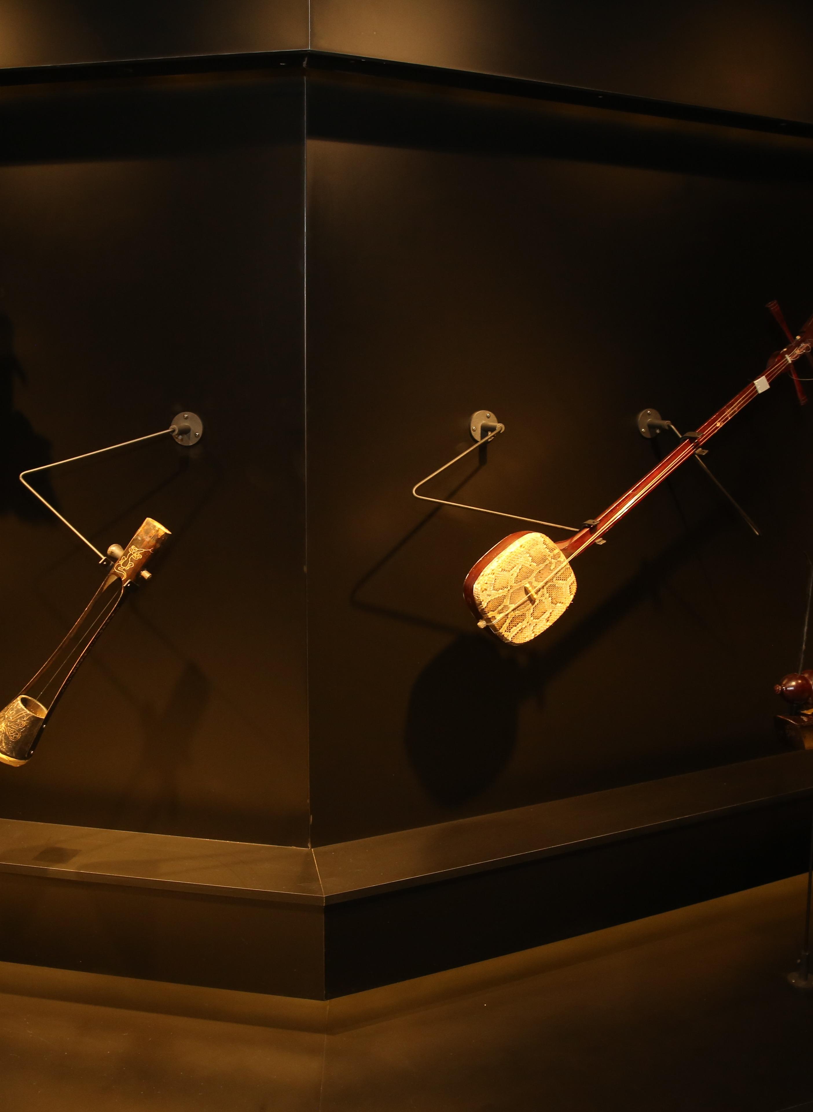 Müzik Enstrümanları Müzesi Açılış Töreni