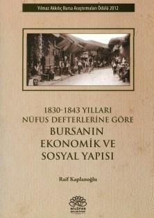 Bursa'nın Ekonomik ve Sosyal Yapısı